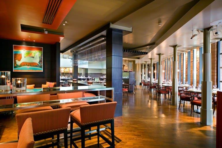 مطعم Amaya مطعم هندي في لندن