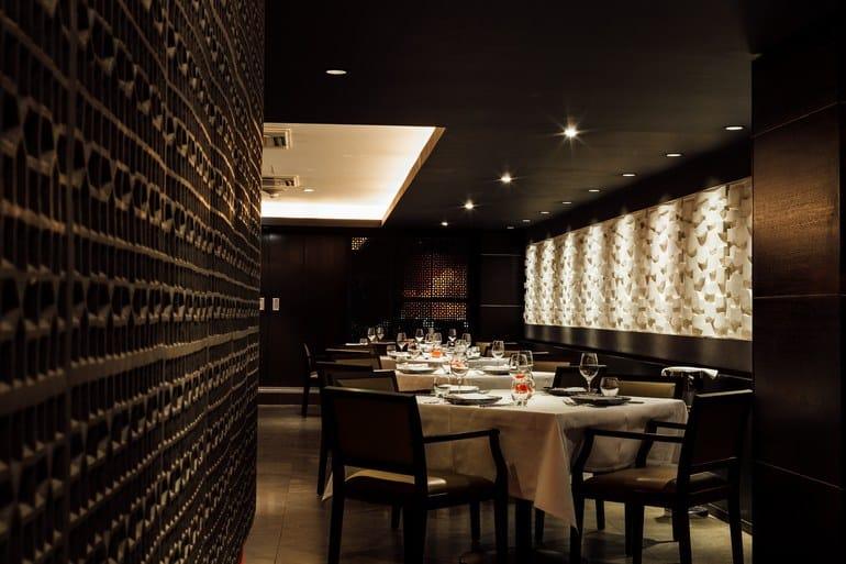 مطعم Benares