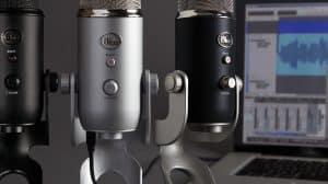 افضل مايكروفون للبودكاست وتسجيل الصوتيات الاحترافية