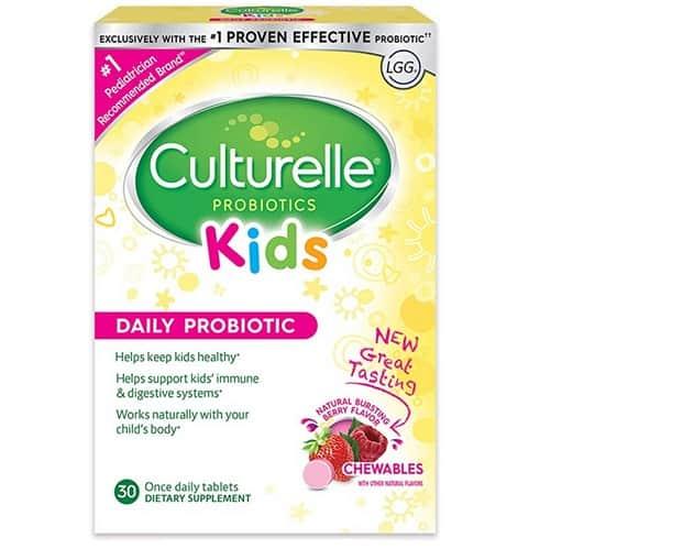 Chewable افضل المكملات الغذائيه للاطفال