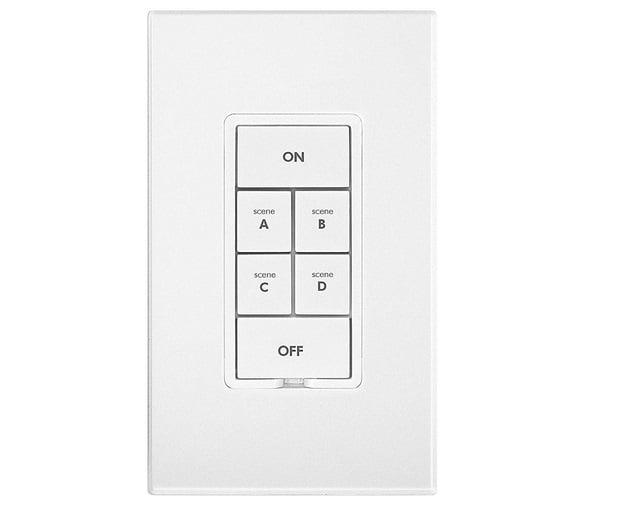 Insteon-6-Button افضل انواع الديمر