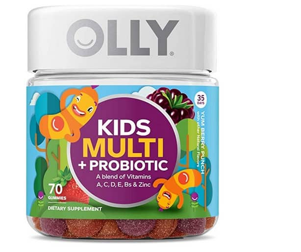 OLLY افضل المكملات الغذائيه للاطفال