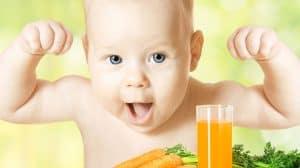 افضل المكملات الغذائيه للاطفال