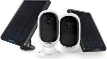 افضل كاميرات مراقبة تعمل بالطاقة الشمسية