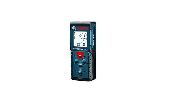 بوش أفضل مقياس ليزر للاستخدام المنزلي Bosch GLM 35