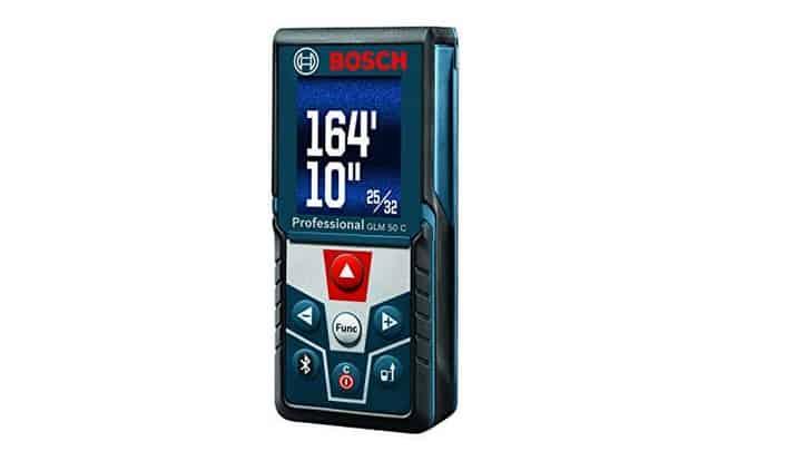 بوش أفضل مقياس ليزري بأسعار معقولة مع بلوتوث Bosch GLM 50 C