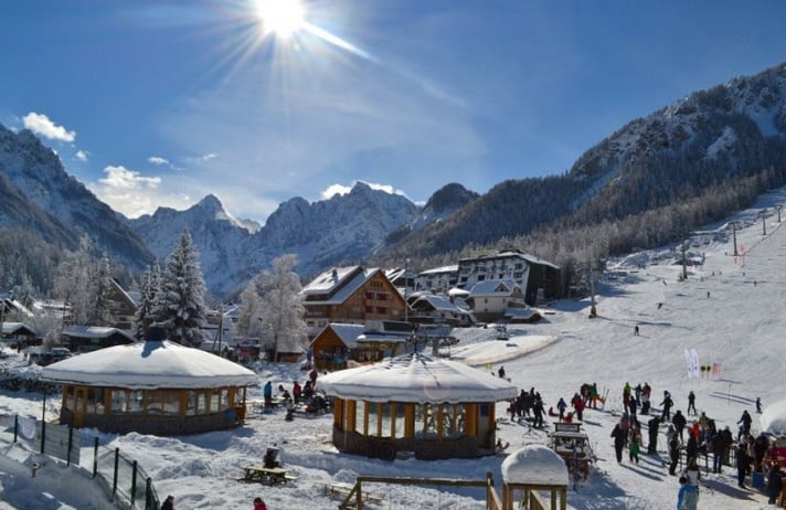 منتجع كرانجسكا جورا للتزلج Kranjska Gora