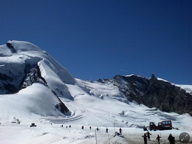 افضل منتجعات التزلج على الثلج في ألمانيا Nebelhorn
