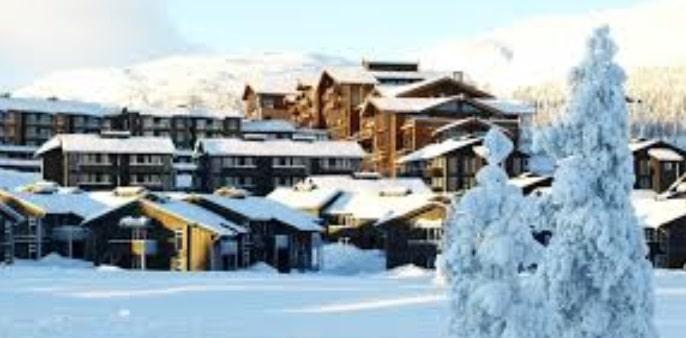 افضل منتجعات التزلج على الثلج في النرويج نوريفجيل Norefjell