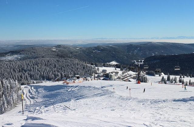 افضل منتجعات التزلج على الثلج في ألمانيا