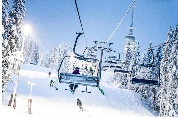 افضل منتجعات التزلج على الثلج في النرويج أوسلو فينتربارك Oslo Vinterpark