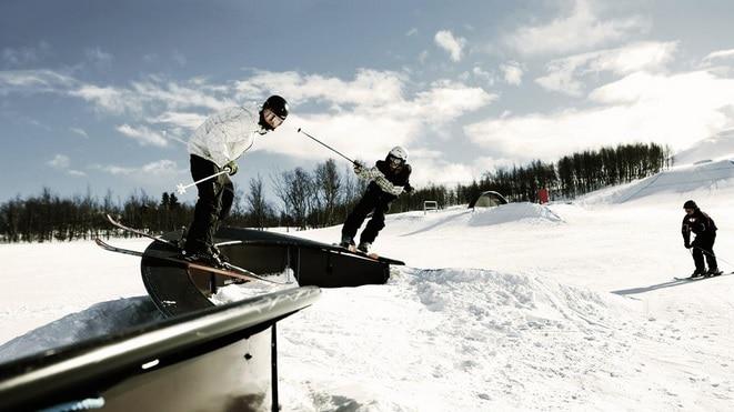 افضل منتجعات التزلج على الثلج في النرويج راولاند Rauland