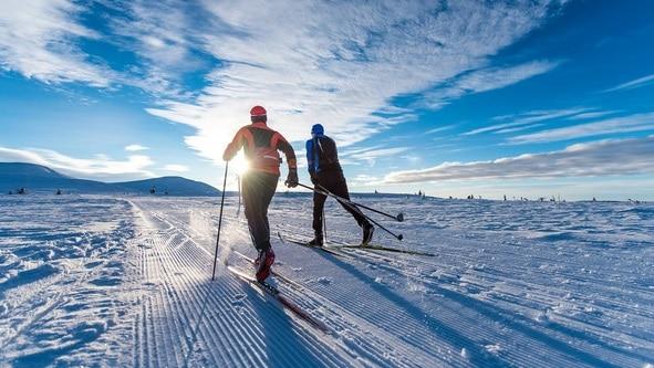 افضل منتجعات التزلج على الثلج في النرويج تريسيل Trysil