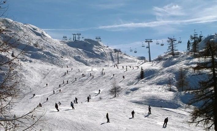 منتجع فوغل للتزلج Vogel