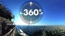 افضل كاميرا 360 درجة