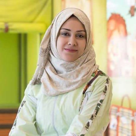 أفضل دكتور نطق وتخاطب في جدة دكتورة دينا مصطفى