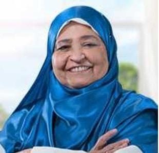 دكتورة حسنية عبدالهادى احمد