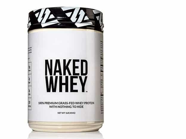 مصل لبن: Naked Whey