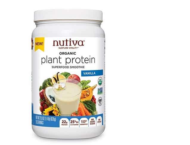 Nutiva Plant