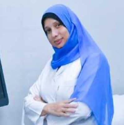 افضل دكتور نساء وولادة في مدينة جدة رانيا فهمى