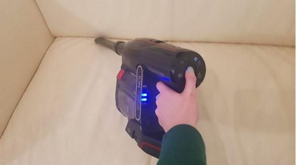 شارك افضل مكنسة كهربائية ببطاريتين Shark DuoClean Cordless IF260UK