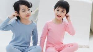 افضل ملابس حرارية للاطفال