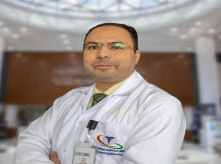 افضل جراح اطفال في الرياض دكتور عبدالعزيز عمارة