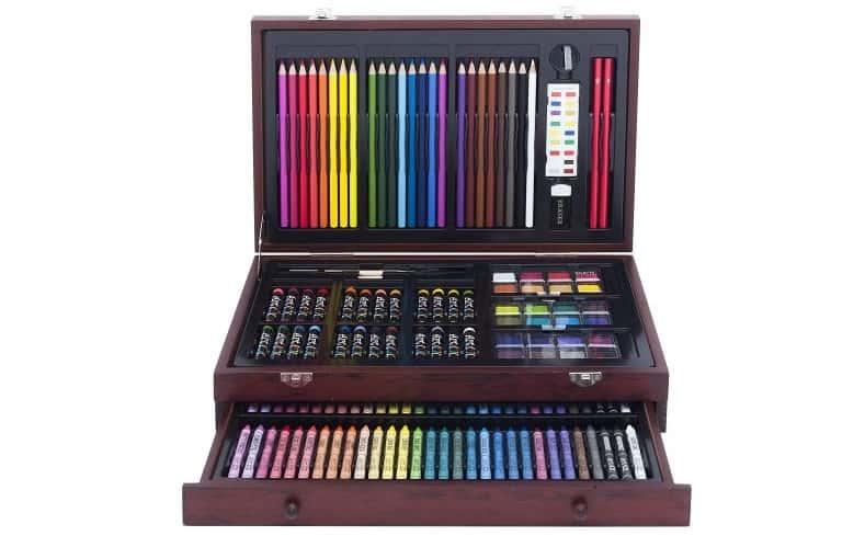 افضل علبة ألوان للرسم والرسامين سهلة الحمل والتنقل من HYNGCHI