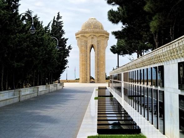 أفضل ريف في أذربيجان باكو Baku