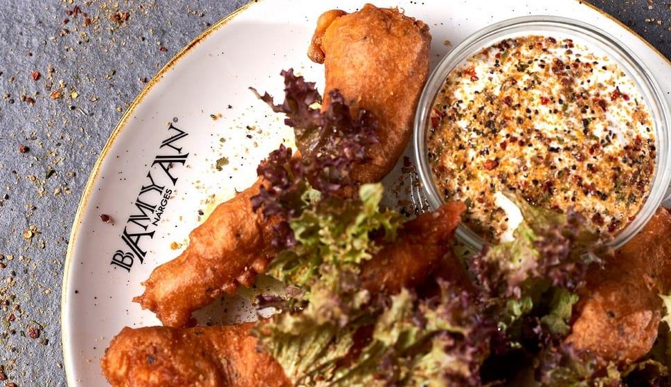 افضل مطاعم حلال في ميونخ مطعم Bamyan Narges