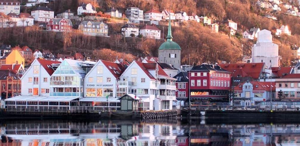 افضل الاماكن السياحيه في النرويج بيرغن Bergen
