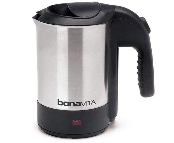 غلاية بونافيتا الكهربائية الصغيرة Bonavita