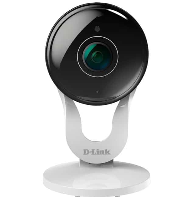 كاميرا دي لينك عالية الدقة واي فاي DCS-8300LH ( الأفضل لاتصال قوي مع التخزين السحابي المجاني )