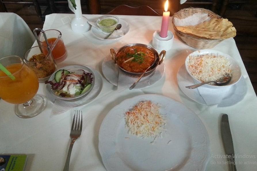 افضل مطاعم حلال في ميونخ مطعم Deeba