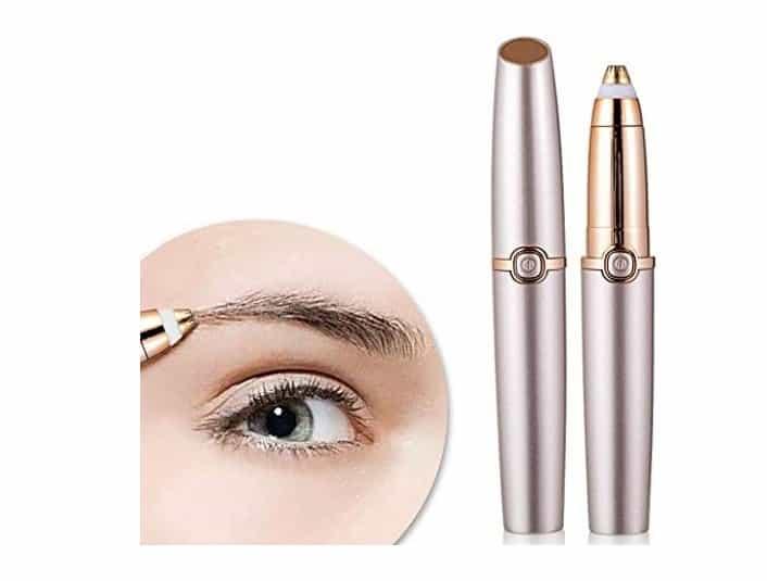 أفضل ماكينة تحديد الحواجب اداة تحديد الحواجب للنساء من جي هي سبورت Eye Brow trimmer for Women by Ji he Sport