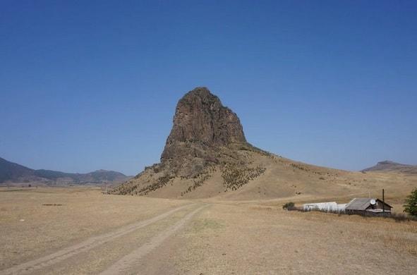 جبل جويزان Goyazan
