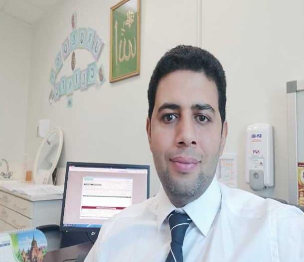 افضل طبيب ذكورة وعقم في الرياض دكتور ابراهيم سيد عامر