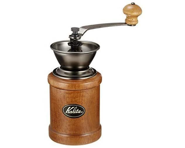 افضل مطحنة قهوة يدوية مطحنة كاليتا ريترو ون Kalita KH-3 Retro One