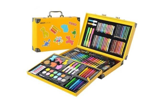 علبة ألوان للرسم والرسامين علبة الالوان كيدكولور ديي KIDDYCOLOR DIY