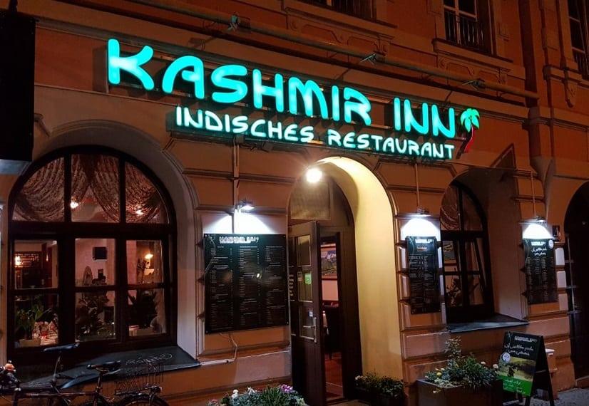 افضل مطاعم حلال في ميونخ مطعم Kashmir Inn - Indisches