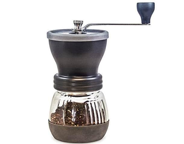 مطحنة القهوة الخزفية  Khaw-Fee HG1B