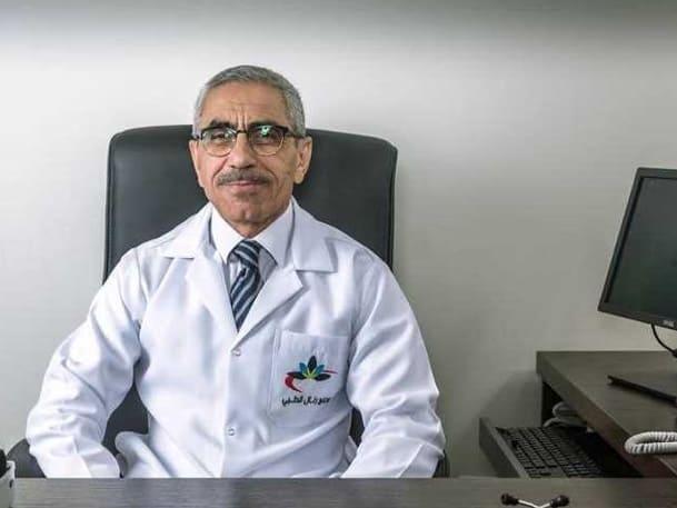 دكتورة شيرين فكري الجوهري دكتور مجدي الجنايني
