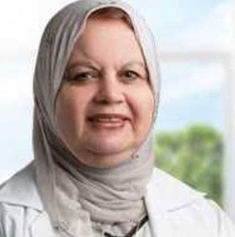 دكتورة نبيلة سعفان