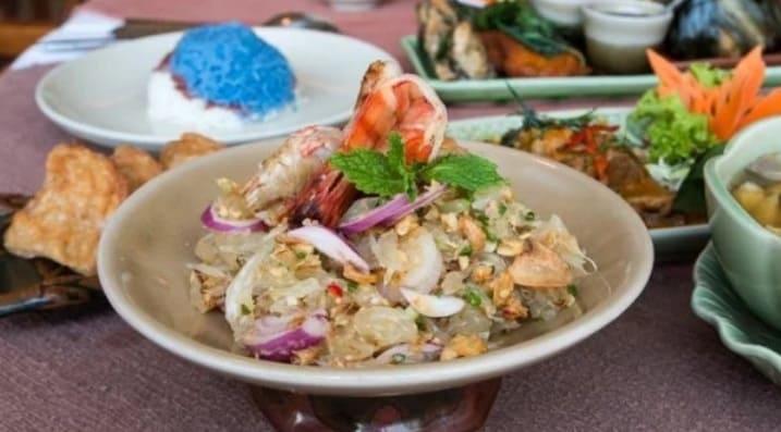 مطعم سبايس أند رايس التايلاندي Spice & Rice