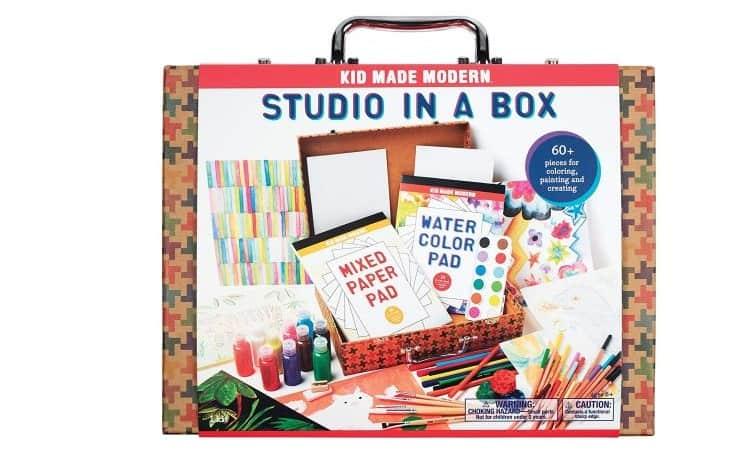 علبة الالوان Studio Art Set