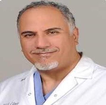 دكتور طلال مرداد