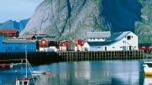 افضل الاماكن السياحيه في النرويج جزر لوفوتين The Lofoten Islands