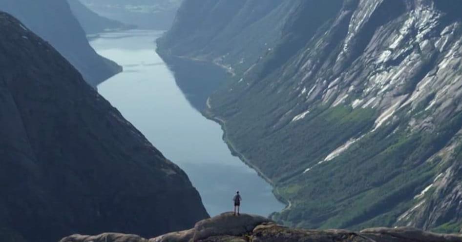 منطقة سوجني فجورد  Sognefjord