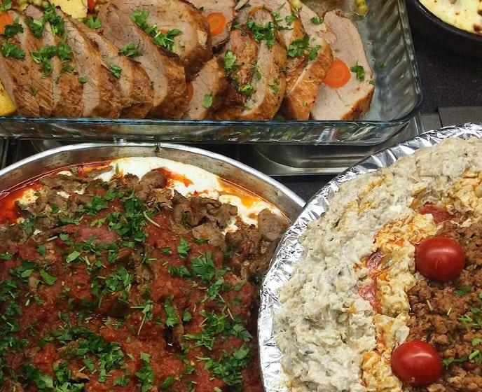 مطعم تبليسي سلطان Tibilisi Sultan