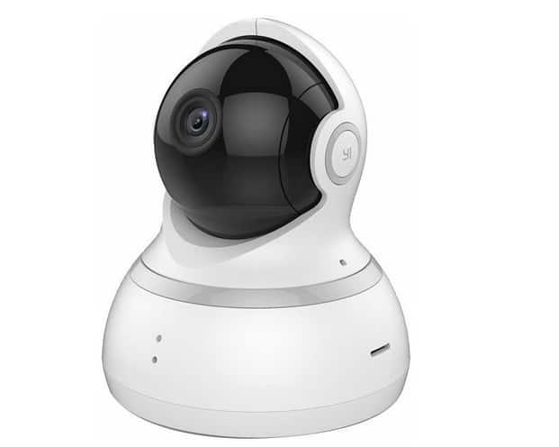 افضل كاميرا مراقبة للبيت لاسلكية كاميرا يي دوم 1080 بكسل ( أفضل للعموم و غير مكلفة )